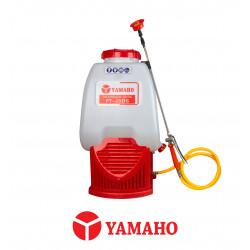 Pulverizador costal elétrico - bateria recarregável - YAMAHO MODELO FT-25